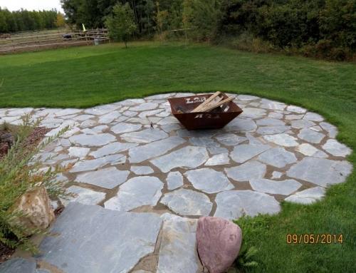 Lawns / Stonework