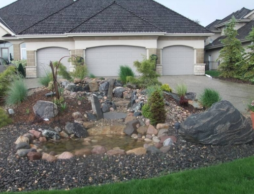 Water Features / Stonework