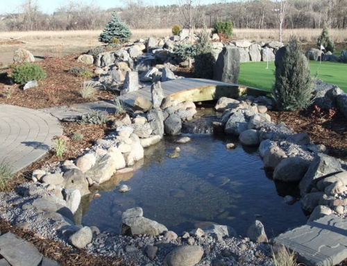 Water Features / Golf Greens